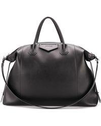 Givenchy Сумка Antigona Soft Xl - Черный