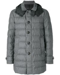 Moncler - Cappotto 'Nicloux' - Lyst