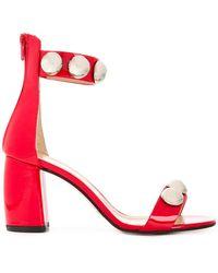 Marc Ellis - Studded Sandals - Lyst
