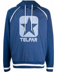 Telfar X Converse パーカー - ブルー