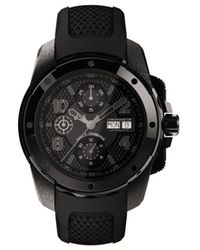 Dolce & Gabbana Ds5 44mm 腕時計 - ブラック