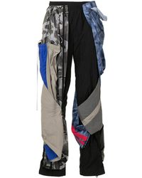 Mostly Heard Rarely Seen Every Which Way Pants - Black