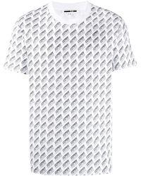 McQ Футболка С Логотипом - Белый