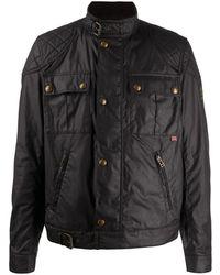 Belstaff ブラック Brookstone ジャケット