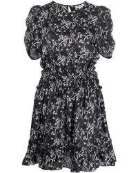 KENZO - フローラル ドレス - Lyst