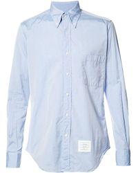 Thom Browne - ボタンダウンシャツ - Lyst