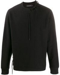 Craig Green ルーズフィット スウェットシャツ - ブラック