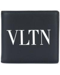 Valentino - Garavani Vltn Wallet - Lyst