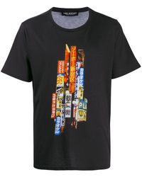 Neil Barrett - Shinjuku-soho Tシャツ - Lyst