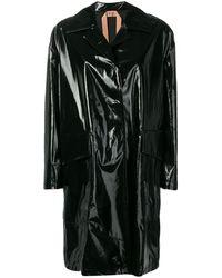 N°21 シングルコート - ブラック