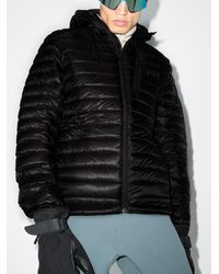 Helly Hansen Padded Zip-up Ski Jacket - Black