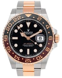 Rolex 2019 Pre-owned Gmt Master Ii 40mm - Brown