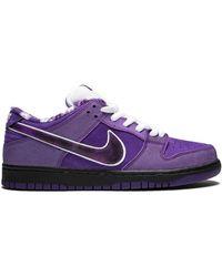 Nike Sb Dunk Low Pro Og Qs 'concepts/purple Lobster' Shoes