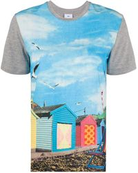 PS by Paul Smith - プリント Tシャツ - Lyst