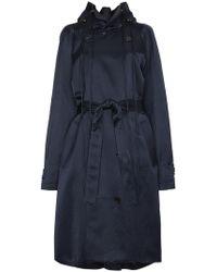 Y. Project - Blend Cotton Coat - Lyst