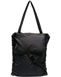 Craig Green Large Fold Quilted Bag - Black