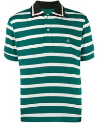 Vivienne Westwood - ストライプ ポロシャツ - Lyst