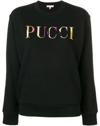Emilio Pucci - ロゴセーター - Lyst