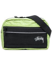 Stussy - Two-tone Belt Bag - Lyst