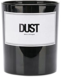 DUST Before It Will Be Gone Candle - Black