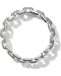 David Yurman Bracciale a catena - Metallizzato