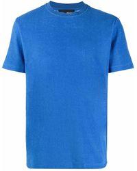 Lardini ショートスリーブ Tシャツ - ブルー