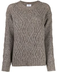 Allude - Treccia セーター - Lyst