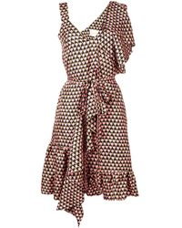 LaDoubleJ Jazzy ドレス - マルチカラー