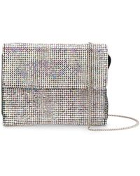 Marco De Vincenzo Embellished Coin Purse - Metallic
