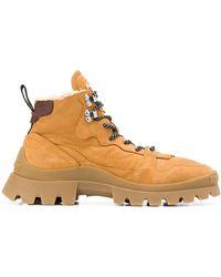 DSquared² ハイキング ブーツ - ブラウン