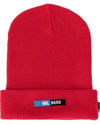 Undercover Knitted Beanie - Rood