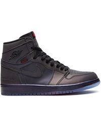 Nike Air 1 Zoom Fearless High-top Sneakers - Zwart