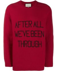 Gucci - After All Sweater - Lyst