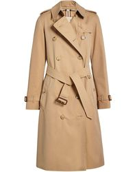 Burberry Trench The Chelsea Heritage - Neutro