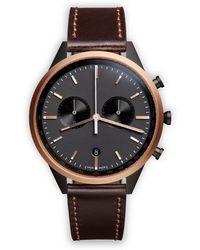 Uniform Wares Часы 'c41 Chronograph' - Многоцветный
