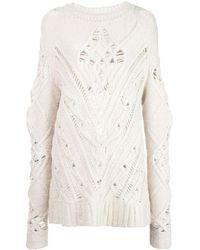 Altuzarra Gwendolyn セーター - ホワイト