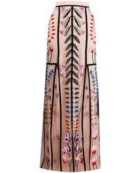 Temperley London Gonna Rosy - Rosa