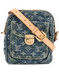 Louis Vuitton - Каркасная Сумка С Монограммой Pre-owned - Lyst