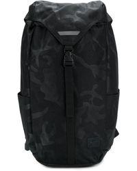 Herschel Supply Co. Rugtas Met Camouflage Print - Zwart