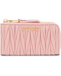 Miu Miu - キーケース - Lyst