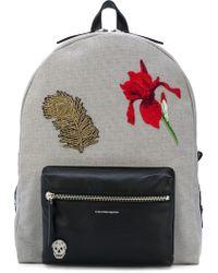 795c68818a8 Lyst - Women s Alexander McQueen Backpacks Online Sale