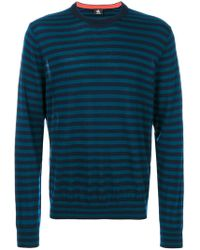 PS by Paul Smith - Knitted Jumper - Lyst