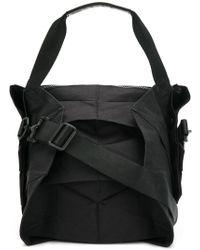 Issey Miyake - Folded Style Shoulder Bag - Lyst