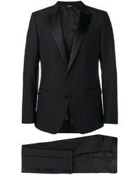Dolce & Gabbana 3ピース ディナースーツ - ブラック