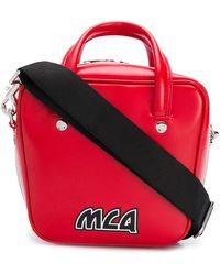 McQ Ivy Cross-body Bag - Red