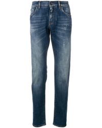 Dolce & Gabbana - Slim Fit Jeans - Lyst