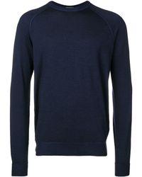 Drumohr - ラグランスリーブ セーター - Lyst