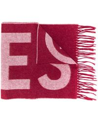 Filles A Papa - ロゴ スカーフ - Lyst