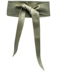 FEDERICA TOSI - Cintura con nodo - Lyst