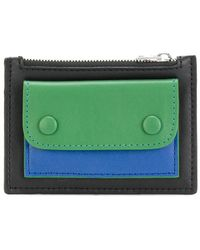 AMI - Zipped Cardholder - Lyst